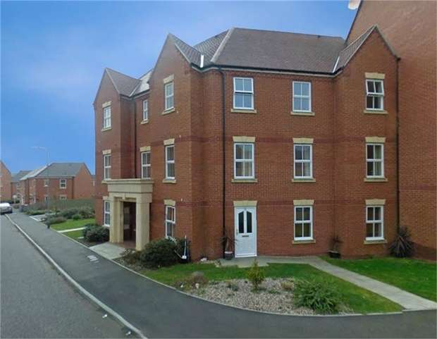 2 Bedrooms Flat for sale in Speedwell Road, Desborough, Kettering, Northamptonshire