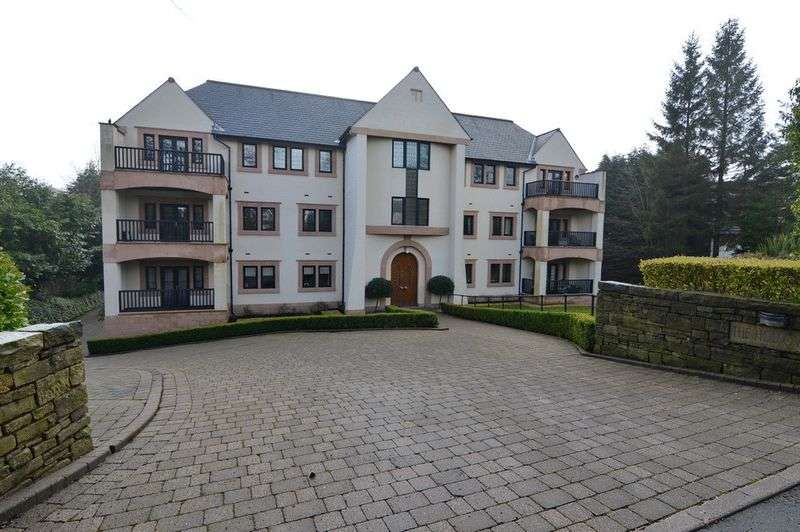 3 Bedrooms Flat for sale in The Hollows, Ringley Road, Whitefield, Manchester