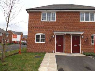 2 Bedrooms Semi Detached House for sale in Barn Croft Road, Crewe, Cheshire