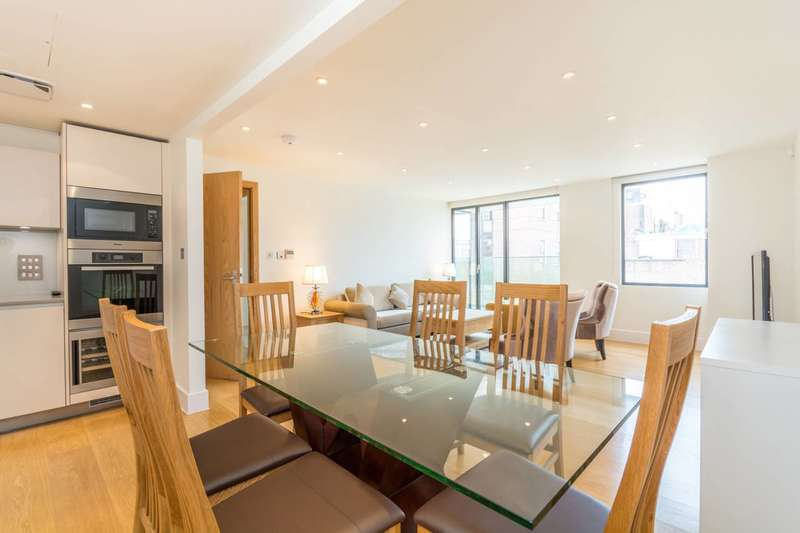 2 Bedrooms Flat for sale in Hyde Park Square, Hyde Park Estate, W2