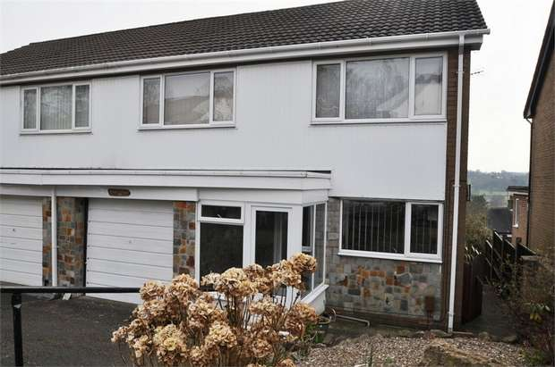 3 Bedrooms Semi Detached House for sale in Woodstone Avenue, Endon, Stoke-on-Trent, Staffordshire