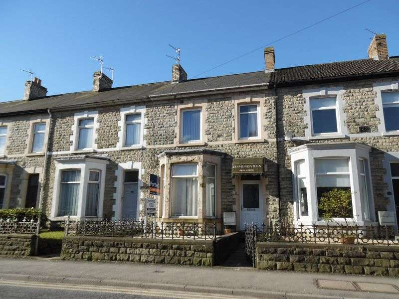 8 Bedrooms Terraced House for sale in Ewenny Road Bridgend CF31 3HR