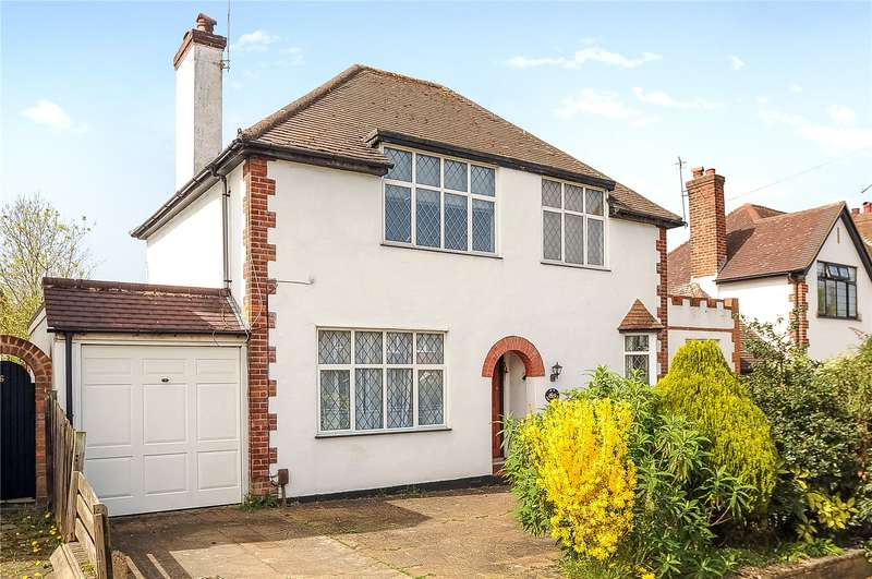 4 Bedrooms House for sale in The Ridgeway, Ruislip, Middlesex, HA4