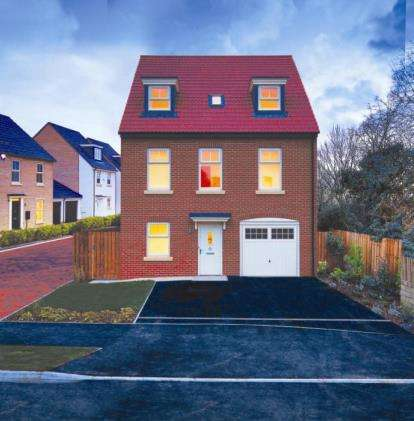 4 Bedrooms Detached House for sale in Elegance, Wakefield Road, Ackworth