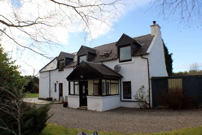 4 Bedrooms Detached House for sale in Pinetrees, Lower Carse, Ardersier