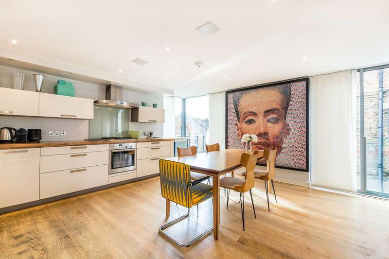 2 Bedrooms House for sale in Hewer Street, North Kensington, W10