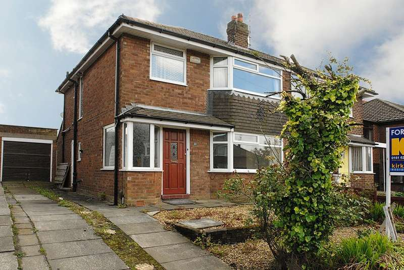 3 Bedrooms Semi Detached House for sale in 62 Craiglands, Rochdale