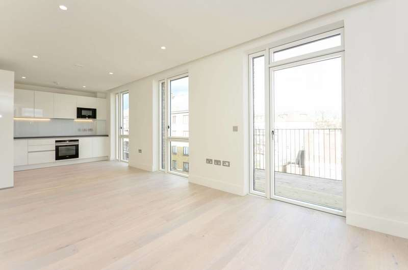 2 Bedrooms Flat for sale in West Row, Ladbroke Grove, W10