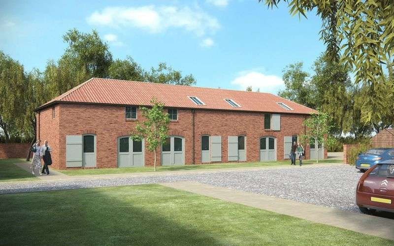 3 Bedrooms Semi Detached House for sale in Main Road, Sibsey