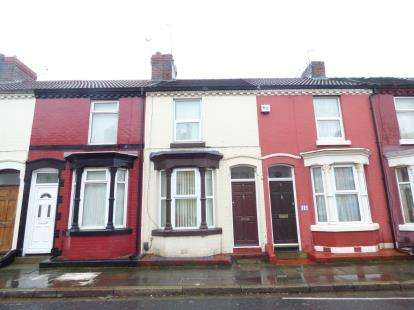 2 Bedrooms Terraced House for sale in Plumer Street, Liverpool, Merseyside, L15