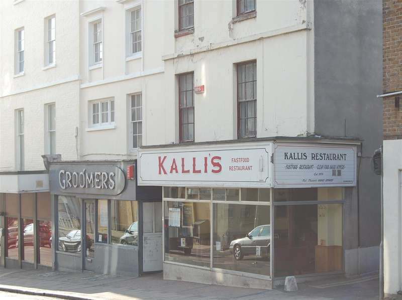 Commercial Property for sale in Kallis Restaurant Marine Gardens, Margate