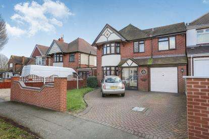 5 Bedrooms House for sale in Himley Crescent, Wolverhampton, West Midlands