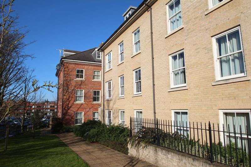 2 Bedrooms Flat for sale in Lower Clarence Road, Norwich