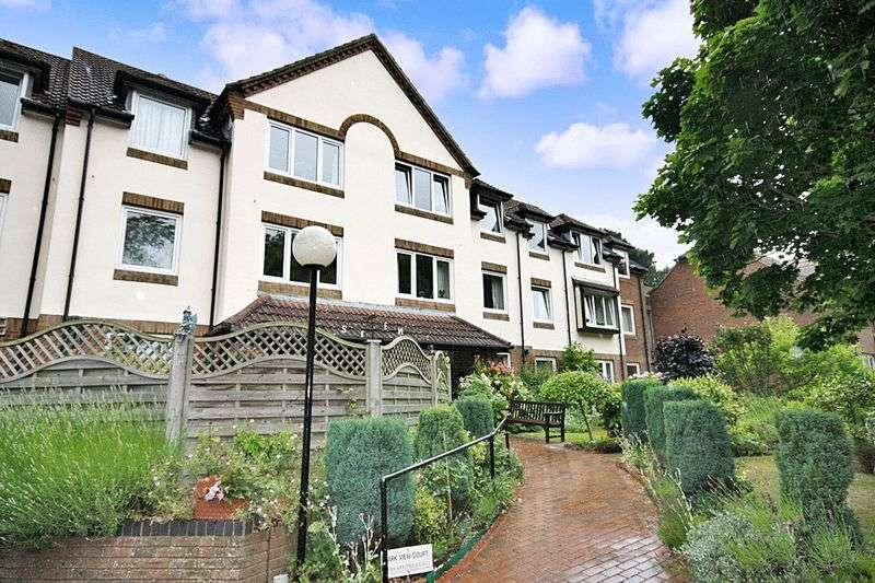 2 Bedrooms Retirement Property for sale in Park View Court, Bournemouth, BH8 9DA