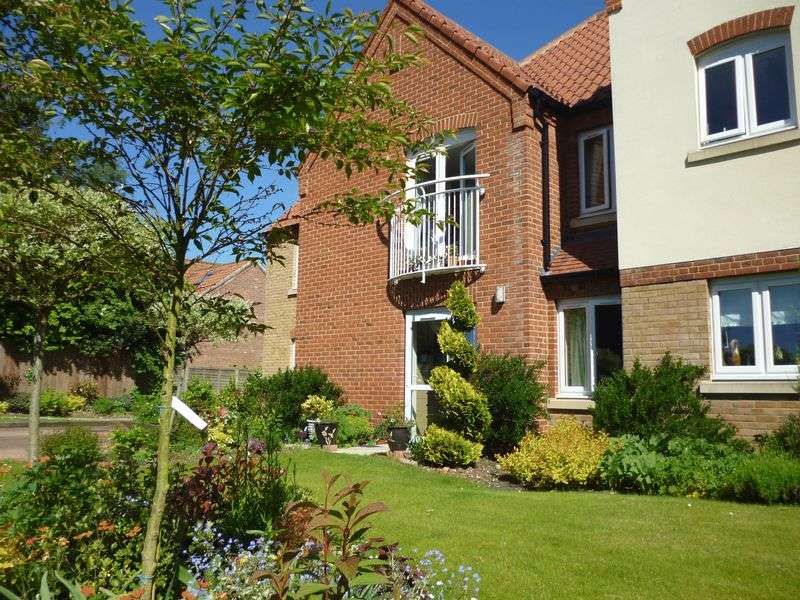 1 Bedroom Retirement Property for sale in Ainsworth Court, Holt, NR25 6FD
