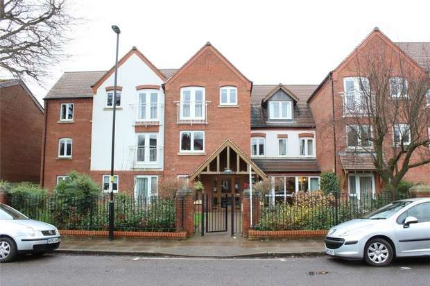 1 Bedroom Retirement Property for sale in St Andrews Road, Earlsdon, Coventry, West Midlands