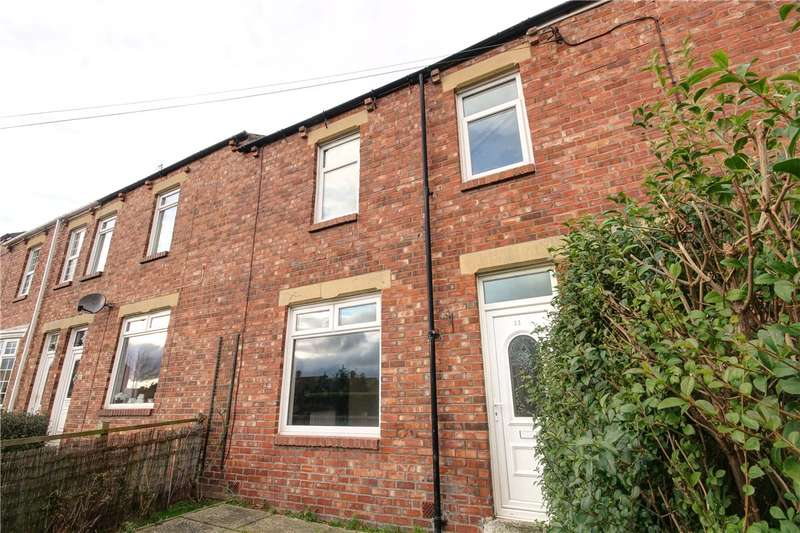 3 Bedrooms Terraced House for sale in South View, Pelton, Chester le Street, DH2