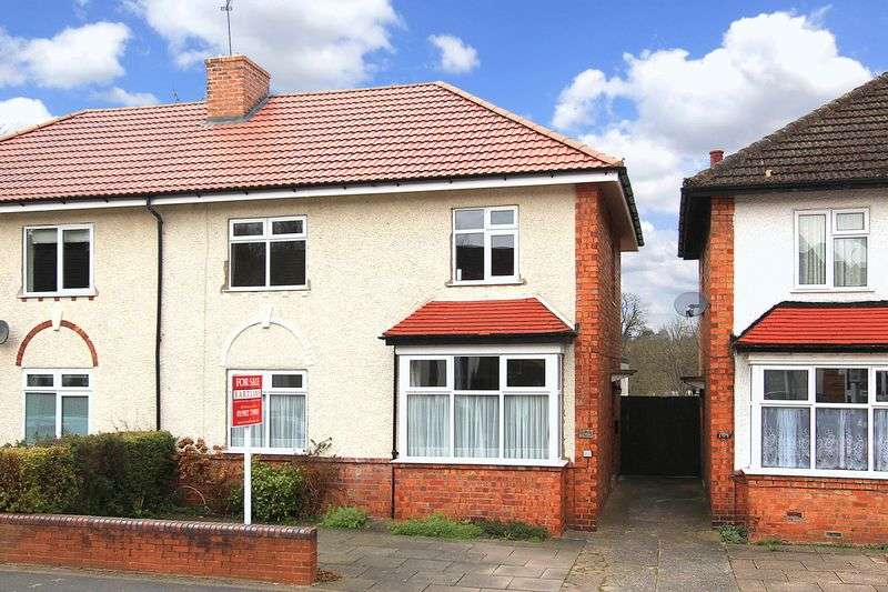 3 Bedrooms Semi Detached House for sale in NEWBRIDGE, Crowther Road