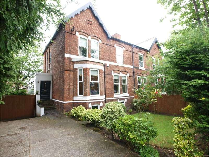 5 Bedrooms Semi Detached House for sale in Wellington Road, Oxton