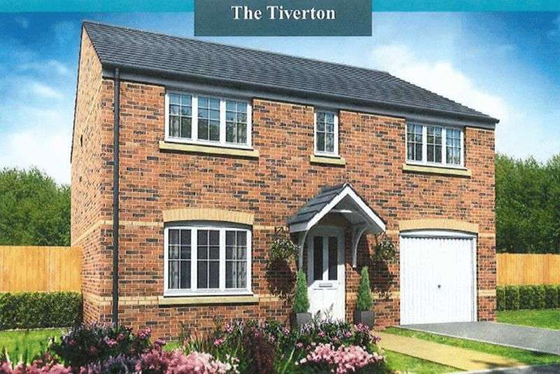 4 Bedrooms Detached House for sale in The Tiverton, Woodlands, Mottram Road, Stalybridge, SK15 2RT