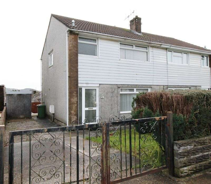 3 Bedrooms Semi Detached House for sale in Maes Maelwg, Beddau, CF38 2LD