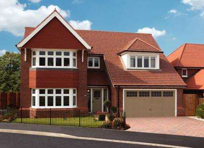 5 Bedrooms House for sale in Sandy Lane, Buckshaw Village, Chorley, PR7