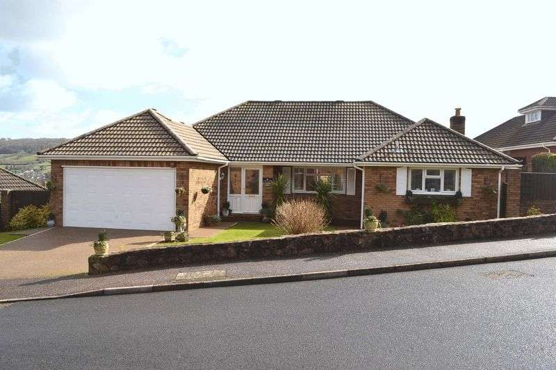 3 Bedrooms Detached Bungalow for sale in Balfours, Sidmouth