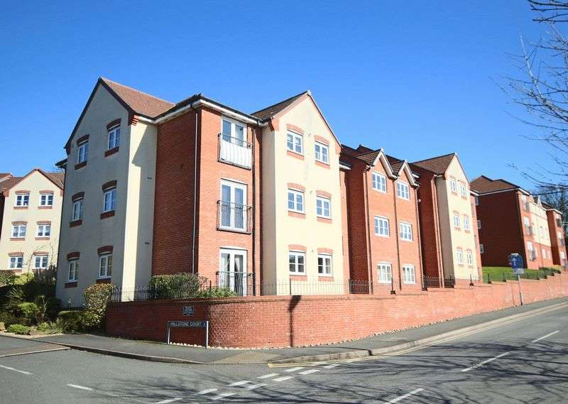 2 Bedrooms Flat for sale in Millstone Court, Stone