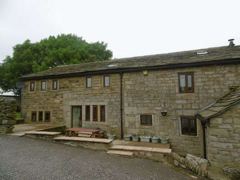 4 Bedrooms Semi Detached House for sale in Tower Causeway, Todmorden