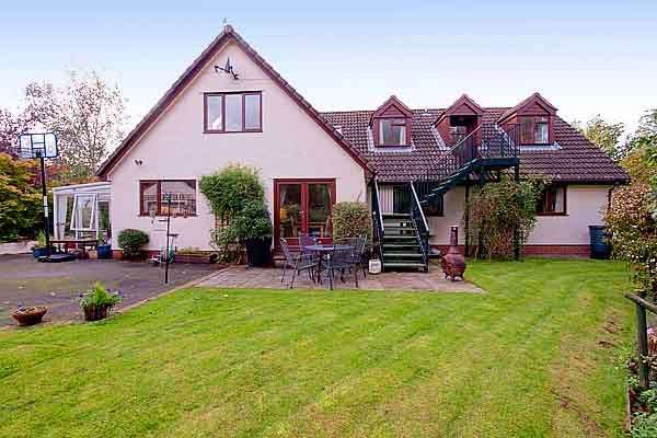 4 Bedrooms Detached House for sale in Kilve, Somerset, TA5