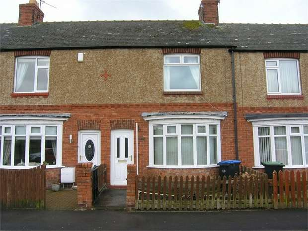 2 Bedrooms Terraced House for sale in Helena Terrace, Bishop Auckland, Durham