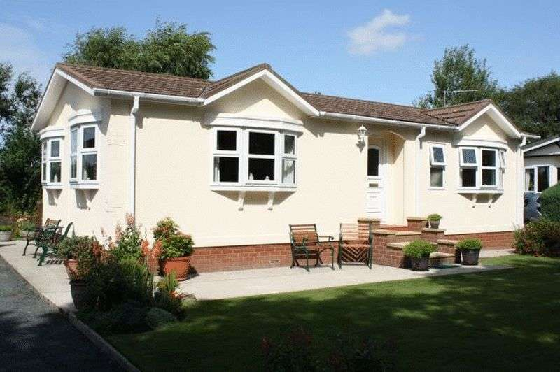 2 Bedrooms Bungalow for sale in Wessex Dorset (36 x 20)