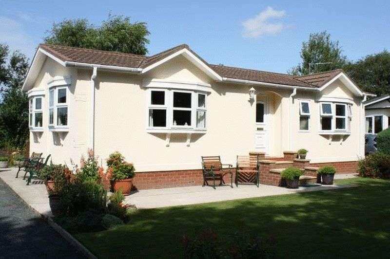 2 Bedrooms Bungalow for sale in Wessex Dorset (36 x 20)