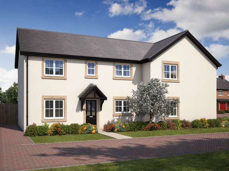 3 Bedrooms House for sale in Brookwood Park, Blackpool Road, Kirkham