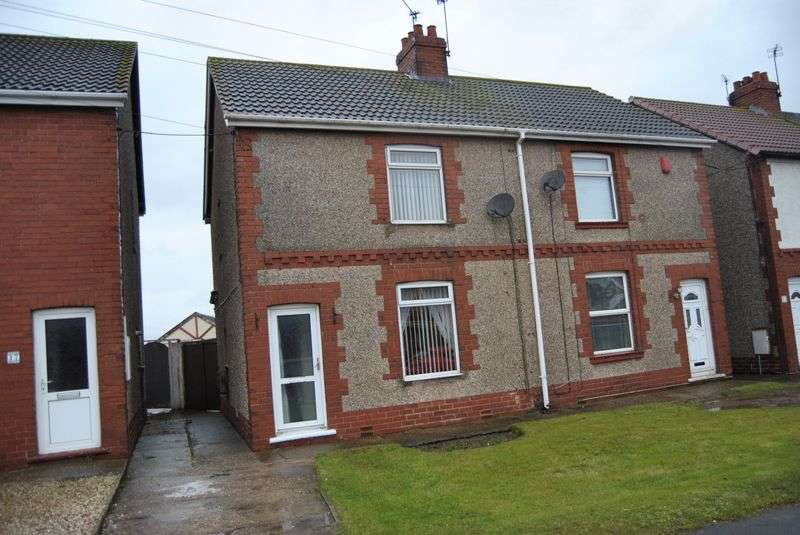 2 Bedrooms Semi Detached House for sale in Northlands Road, Scunthorpe