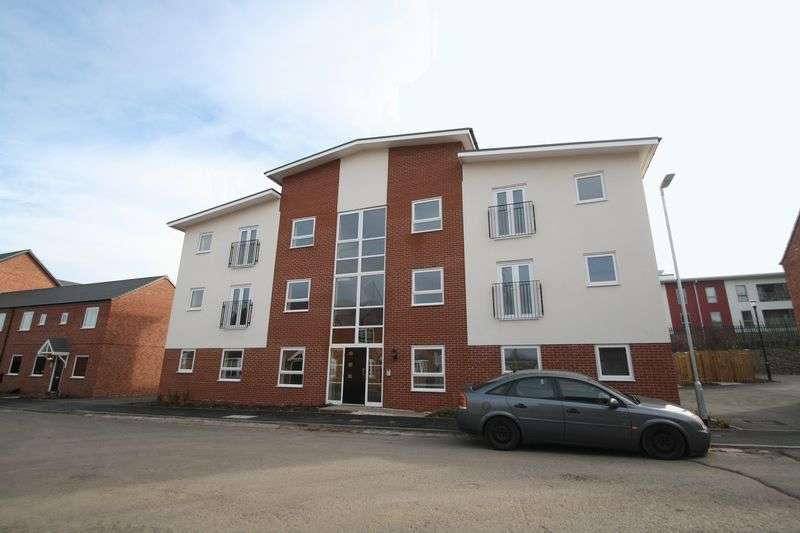 2 Bedrooms Flat for sale in Claremont Apartments, New Woodside