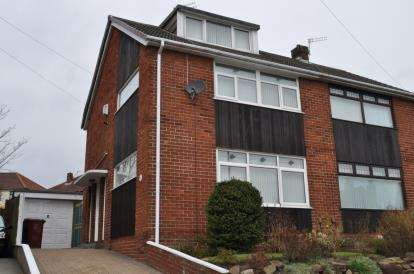 3 Bedrooms Semi Detached House for sale in Thingwall Lane, Liverpool, Merseyside, Na, L14