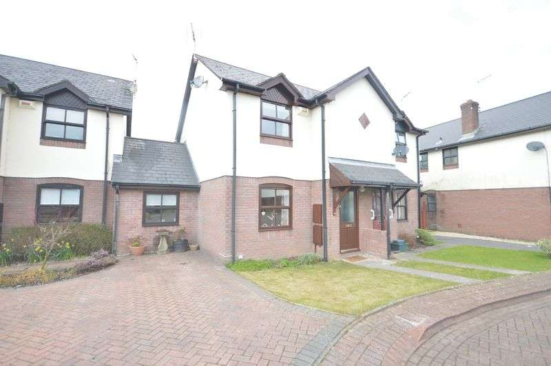 2 Bedrooms Terraced House for sale in 40 Middlegate Court, Cowbridge, CF71 7EF