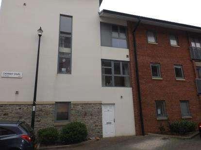 2 Bedrooms Maisonette Flat for sale in The Plaza, Chimney Steps, Bristol