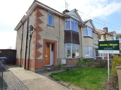 3 Bedrooms Semi Detached House for sale in Durrington, Salisbury, Wiltshire
