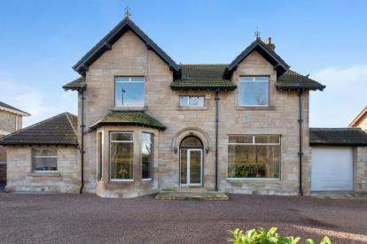 5 Bedrooms Detached House for sale in Glasgow Road, Paisley