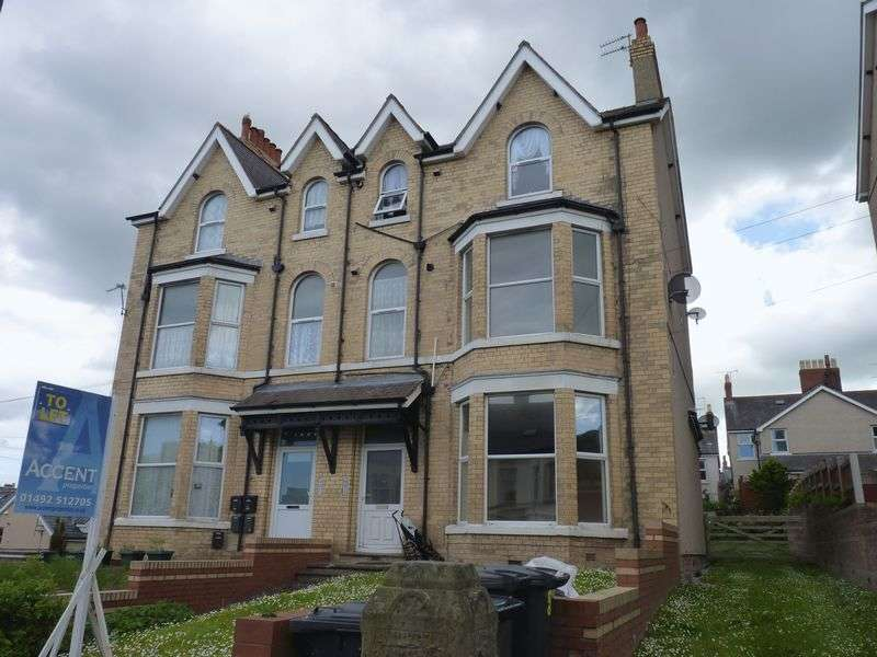 Semi Detached House for sale in Meirion Gardens, Colwyn Bay