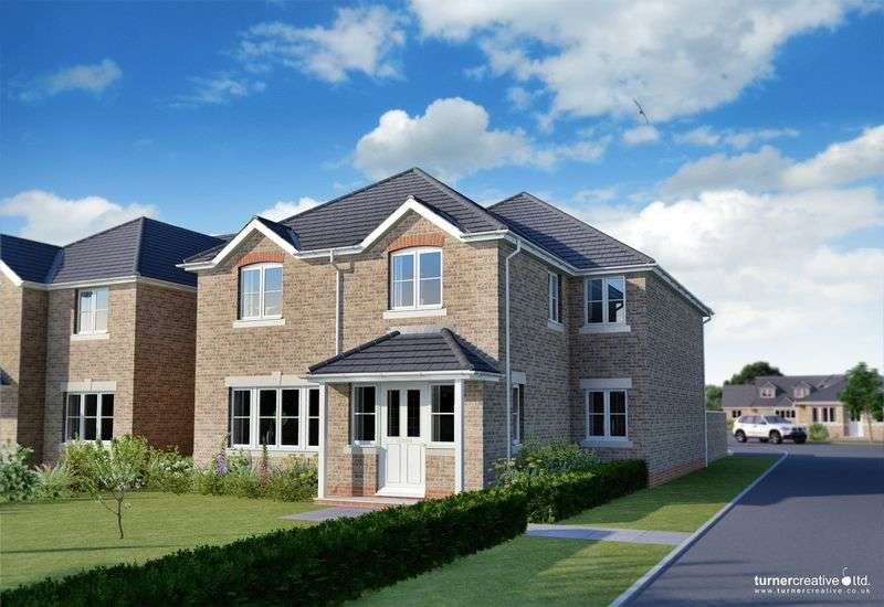 5 Bedrooms Detached House for sale in Holmes Chapel Road, Somerford