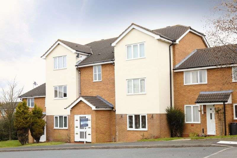 1 Bedroom Flat for sale in Charlecote Park, Newdale