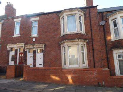 2 Bedrooms Flat for sale in Shrewsbury Terrace, South Shields, Tyne and Wear, NE33