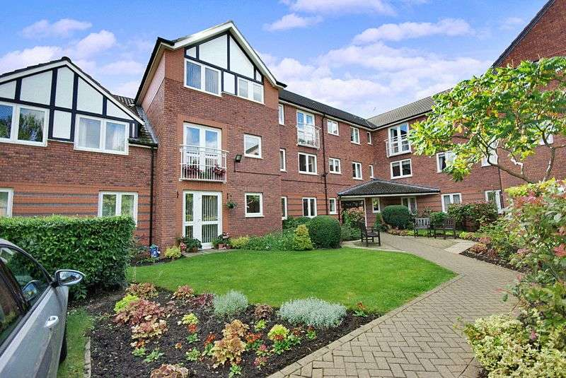 2 Bedrooms Retirement Property for sale in Broadway Court, Gosforth, NE3 2NZ