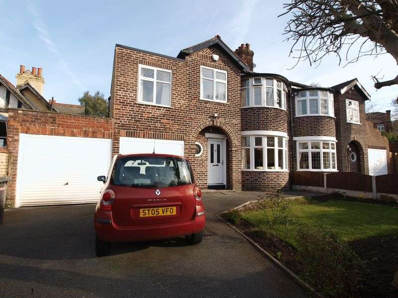 4 Bedrooms Semi Detached House for sale in Manor Hill, Claughton