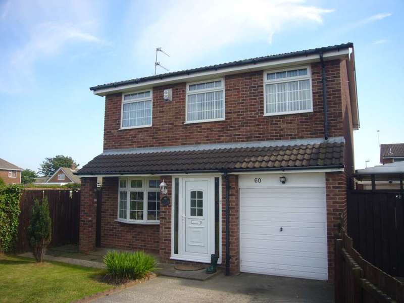 4 Bedrooms Detached House for sale in ***REDUCED*** Fernwood, Redcar
