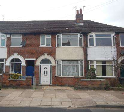 3 Bedrooms Terraced House for sale in Milligan Road, Leicester, Leicestershire