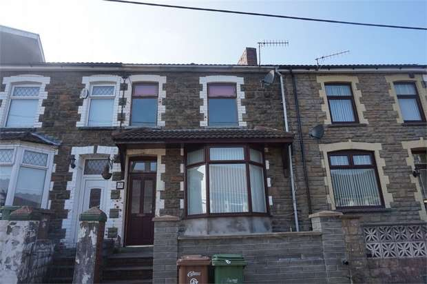 2 Bedrooms Terraced House for sale in North Road, Bargoed, Caerphilly